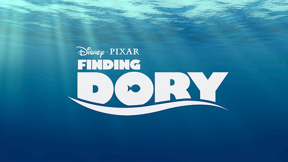 Finding Dory - Logo - 001