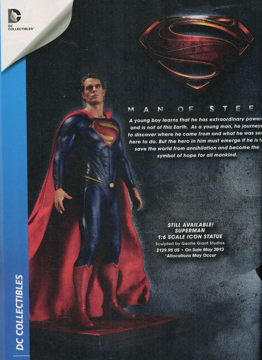 Man of Steel - Merchandising Photo - 001