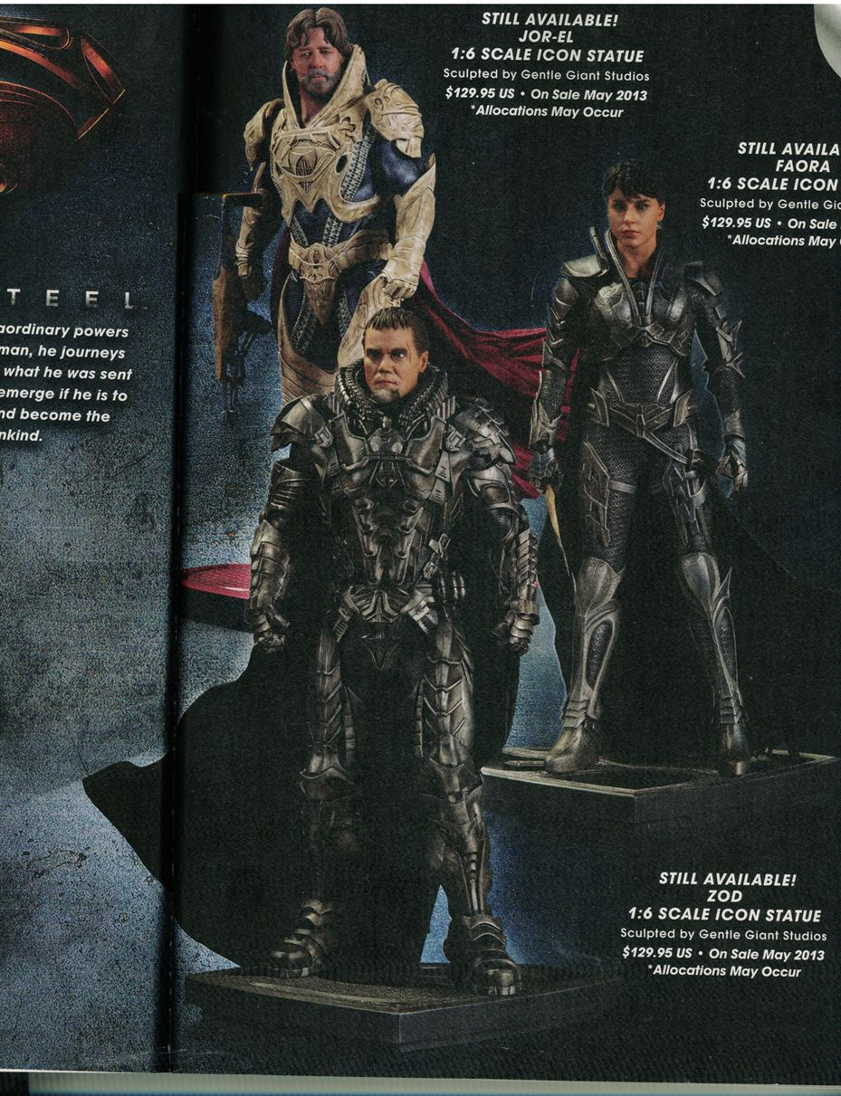 Man of Steel - Merchandising Photo - 002