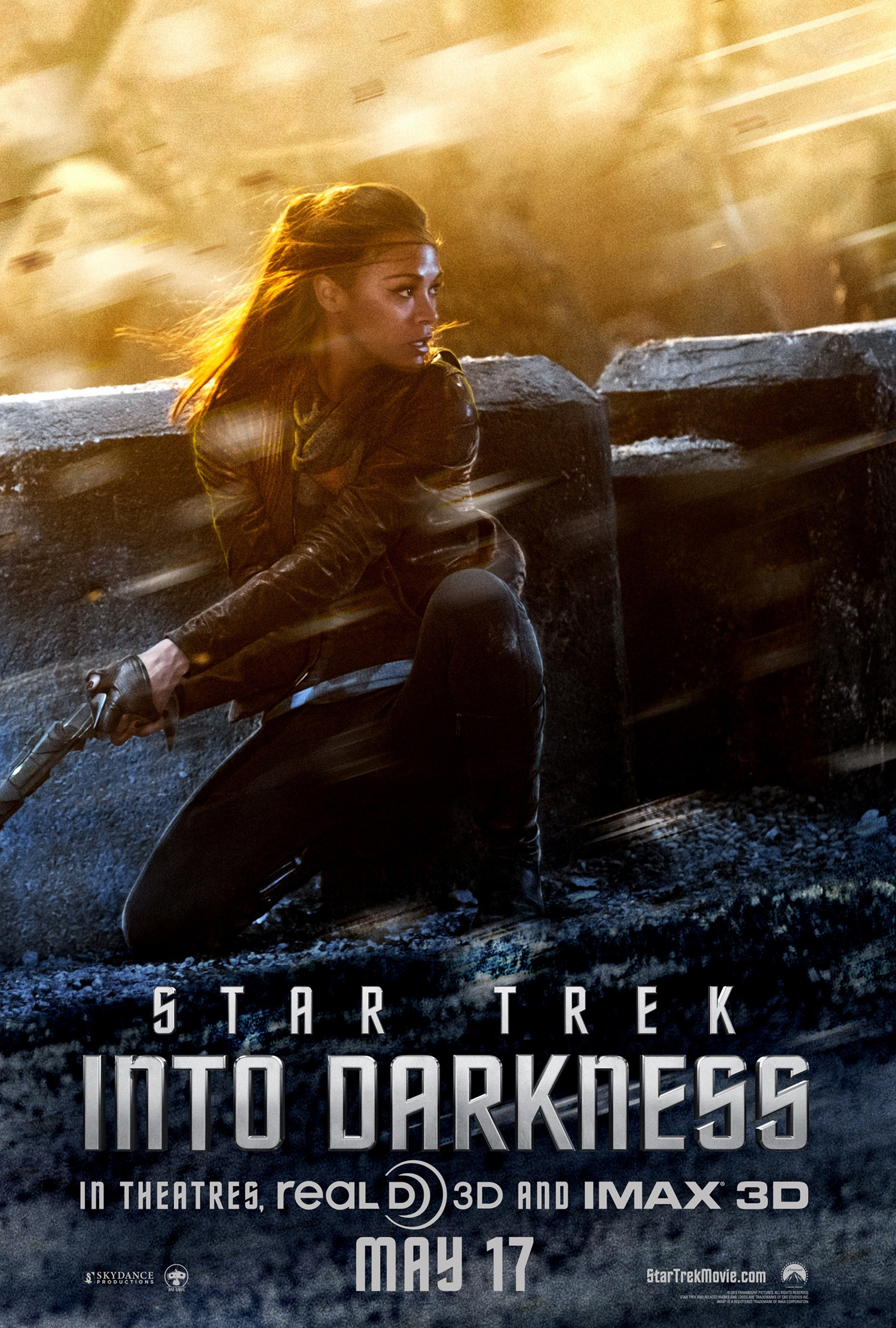 Star Trek Into Darkness - Poster - 005