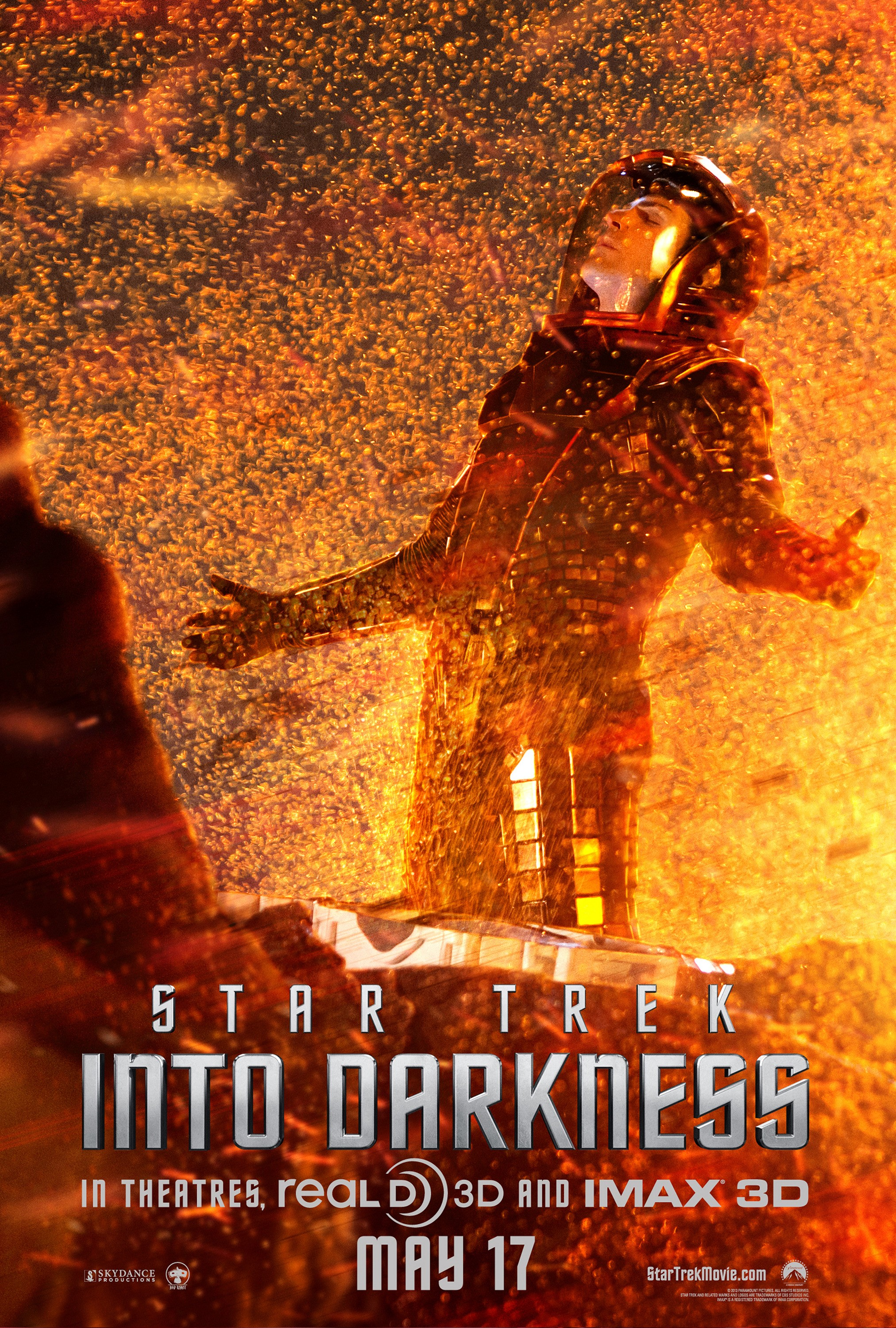 Star Trek Into Darkness - Poster - 006