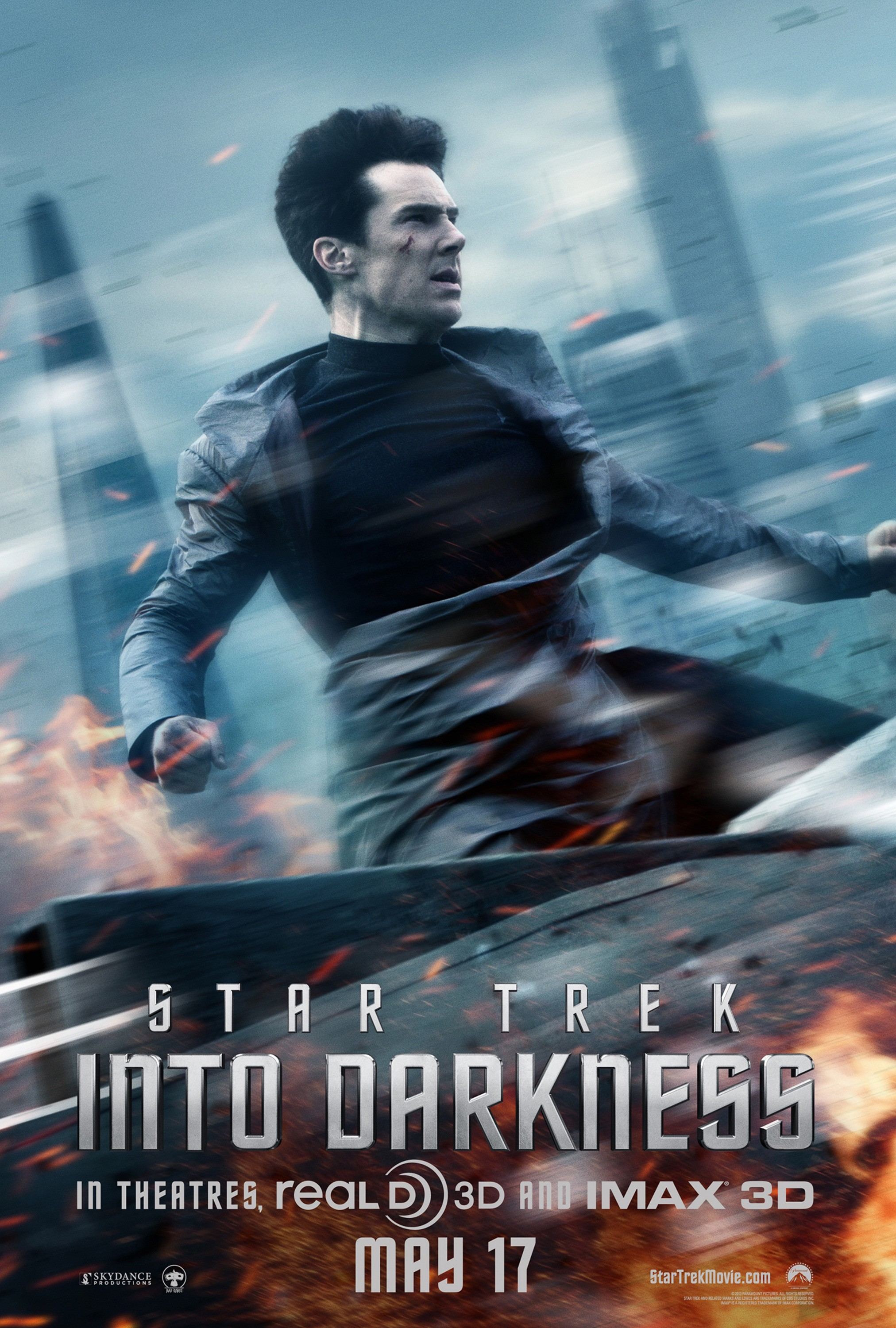 Star Trek Into Darkness - Poster - 007