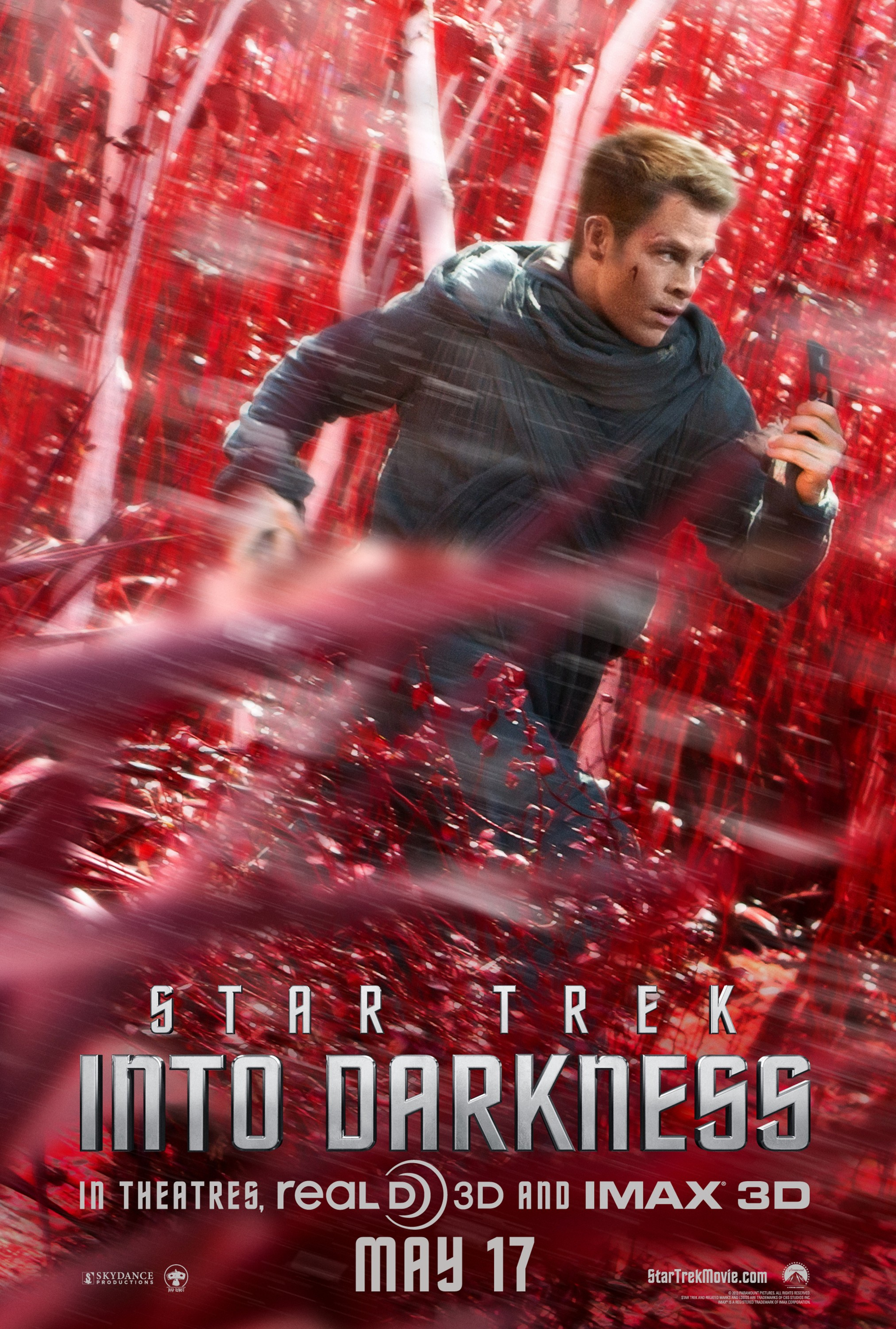 Star Trek Into Darkness - Poster - 008