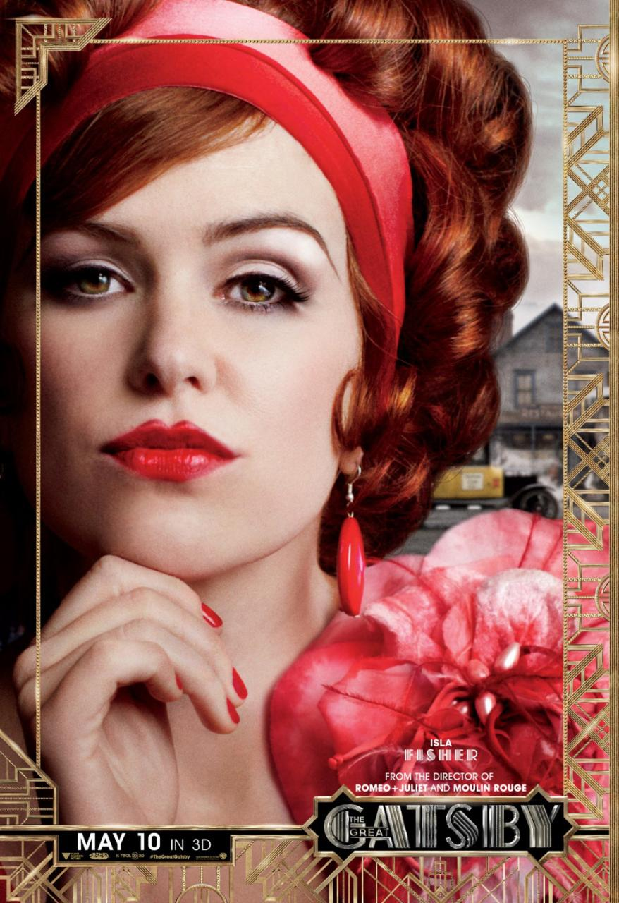 The Great Gatsby - Poster - 011