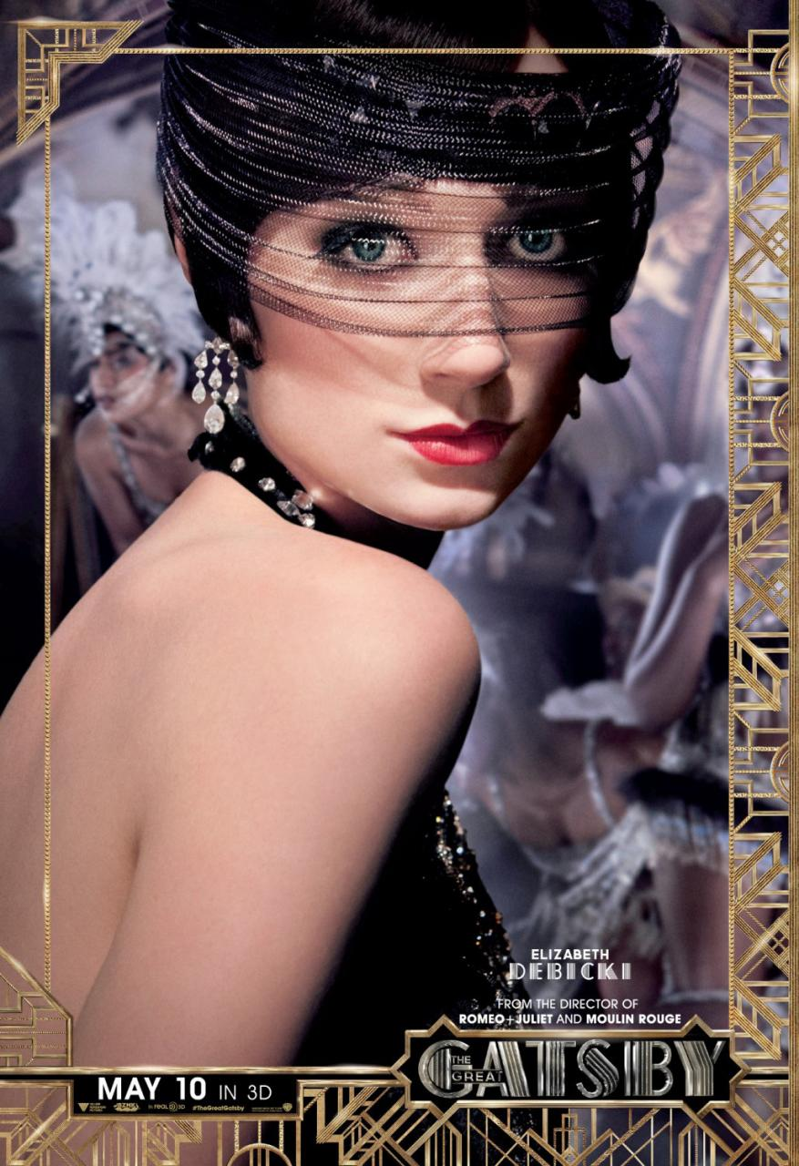 The Great Gatsby - Poster - 012
