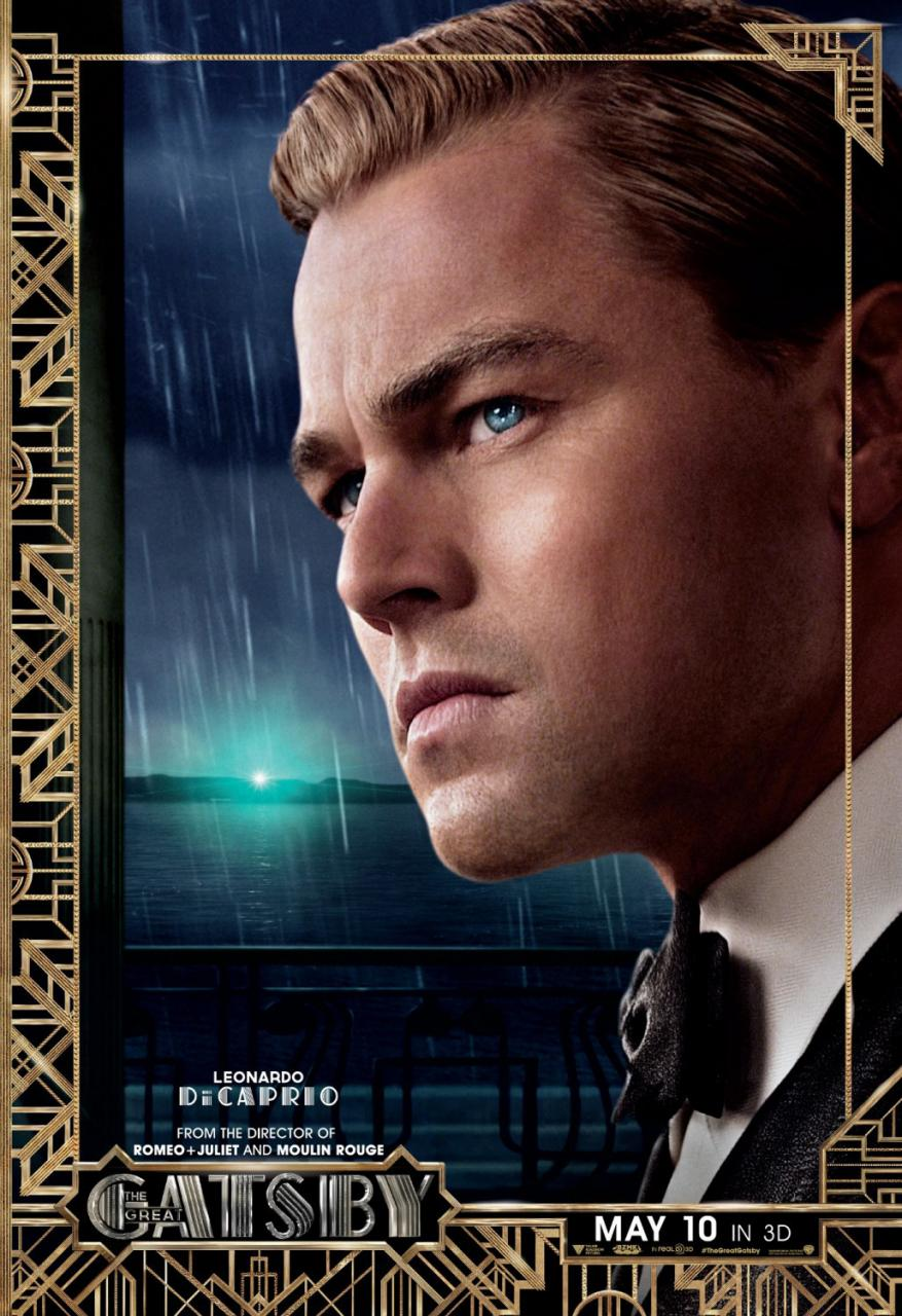The Great Gatsby - Poster - 014