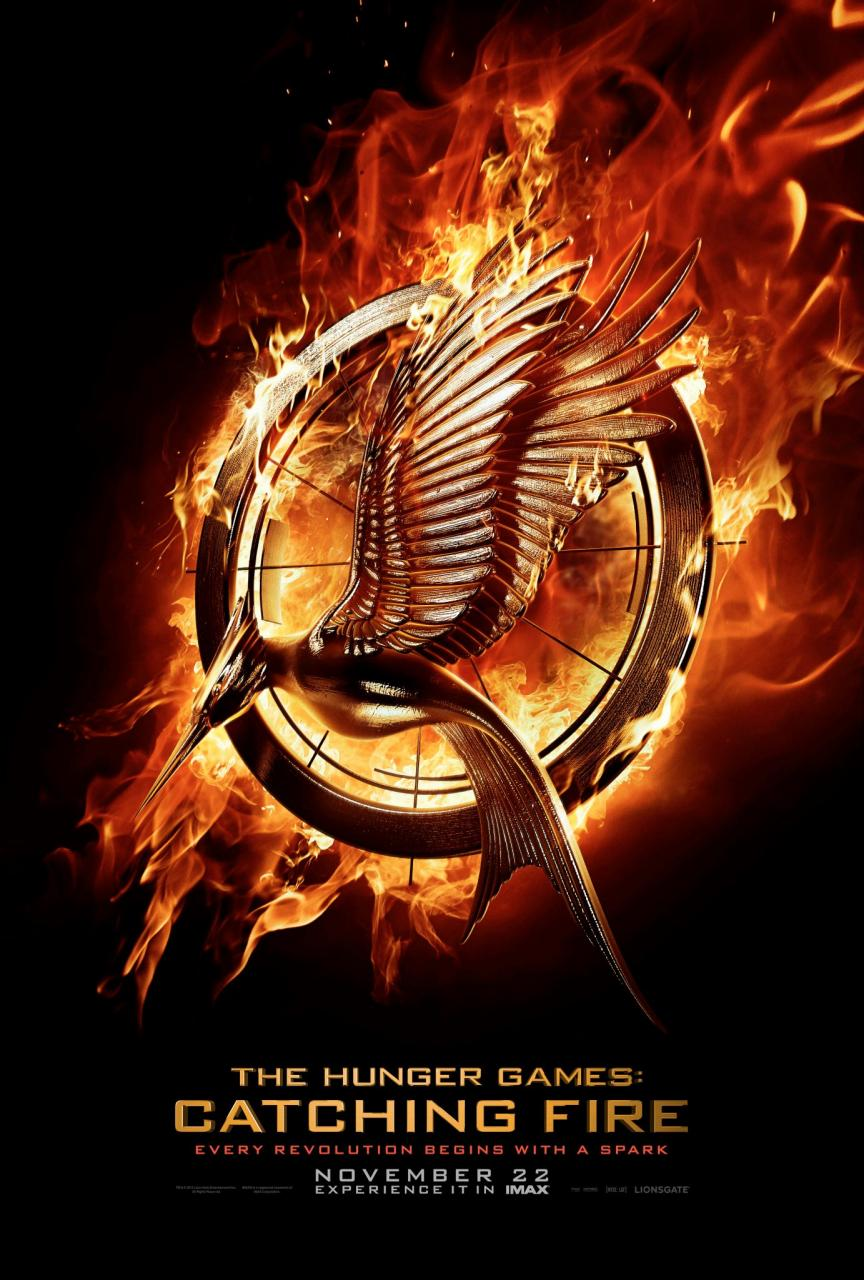The Hunger Games Catching Fire - Poster - 001