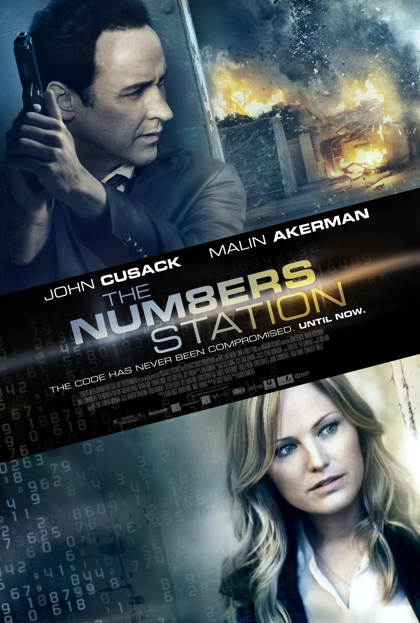 The Numbers Station - Poster - 002