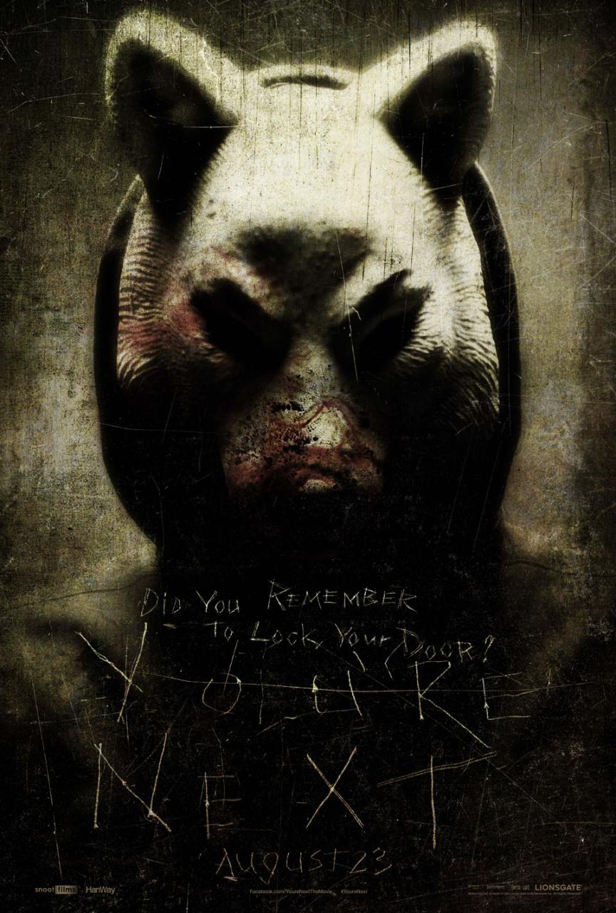 You're Next - Poster - 001