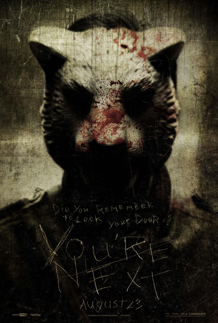 You're Next - Poster - 002
