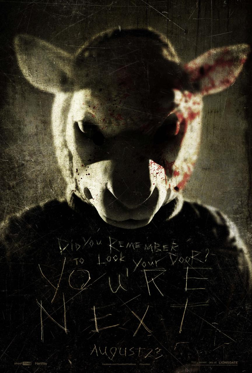 You're Next - Poster - 003