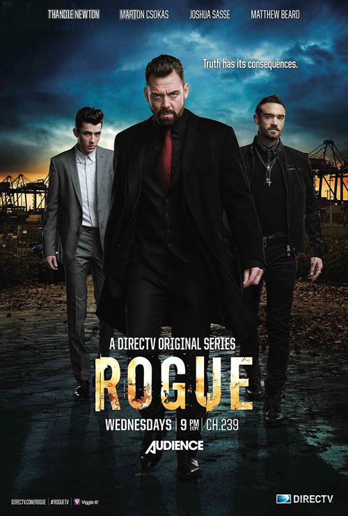 Rogue Saison 1 [COMPLETE]  HDTV 720p FRENCH