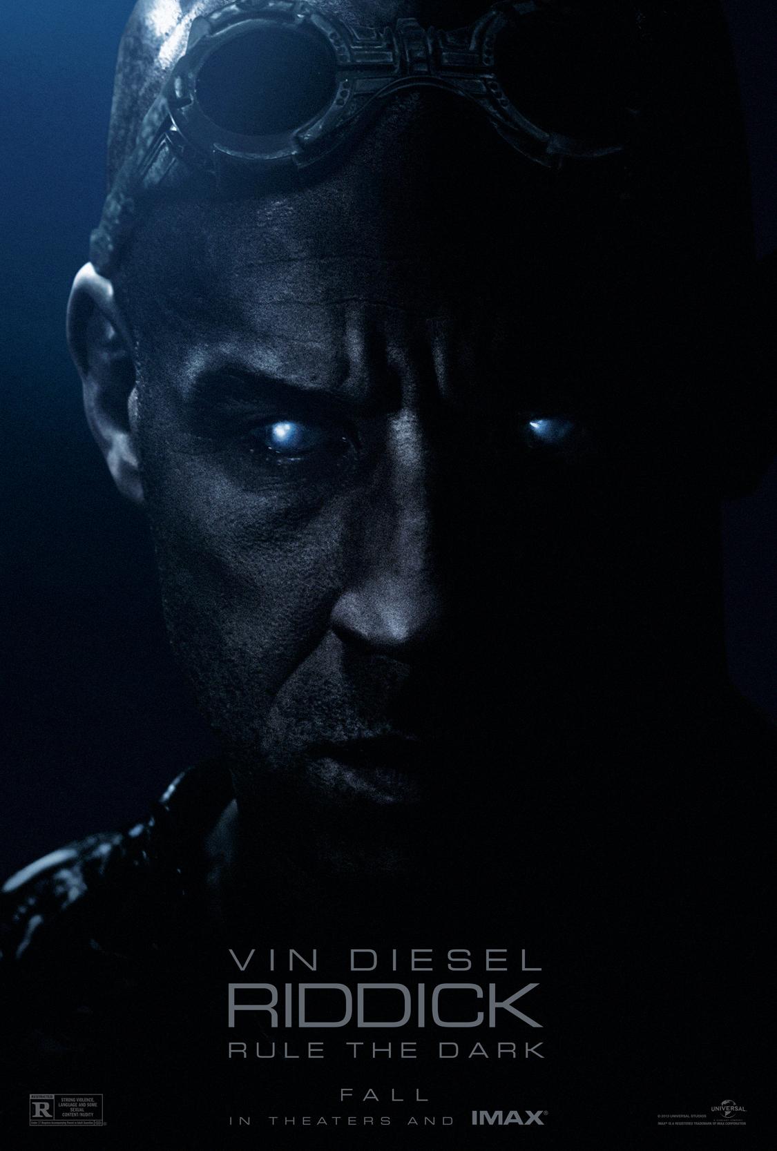 Riddick - Poster - 002