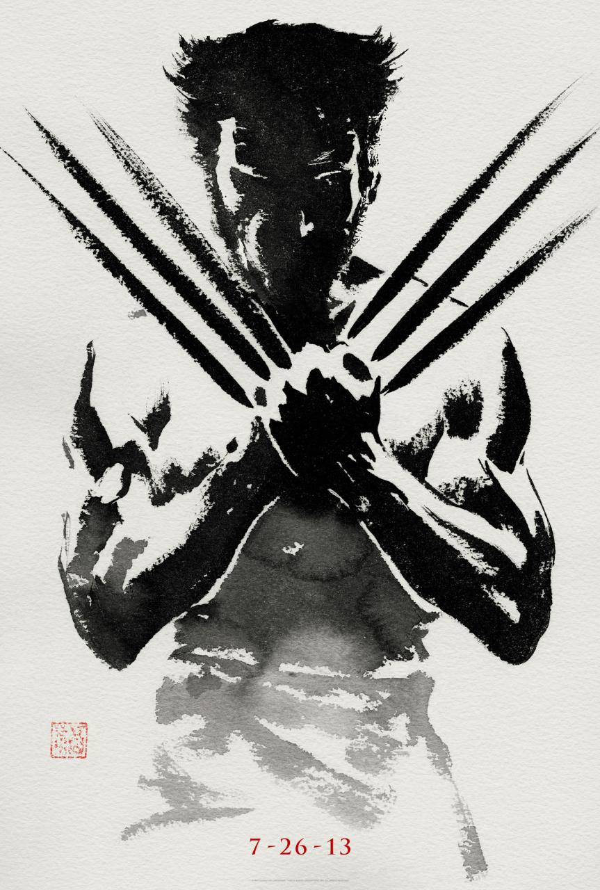 The Wolverine Japanese Art 1