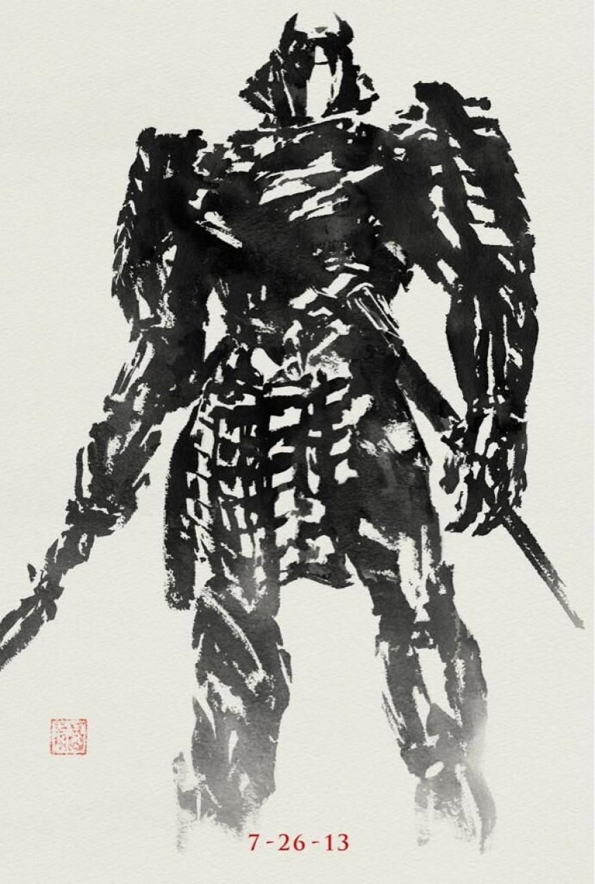 The Wolverine Japanese Art 2
