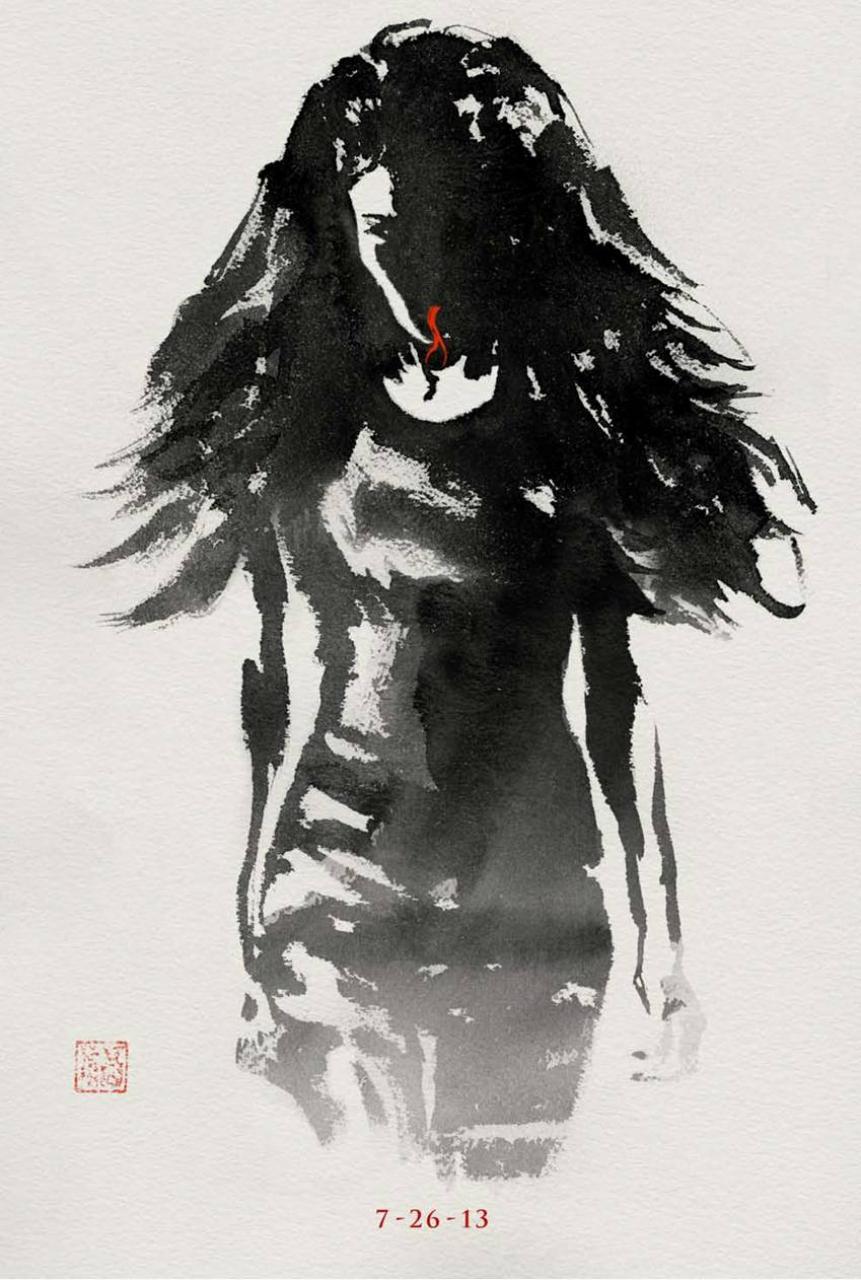 The Wolverine Japanese Art 3