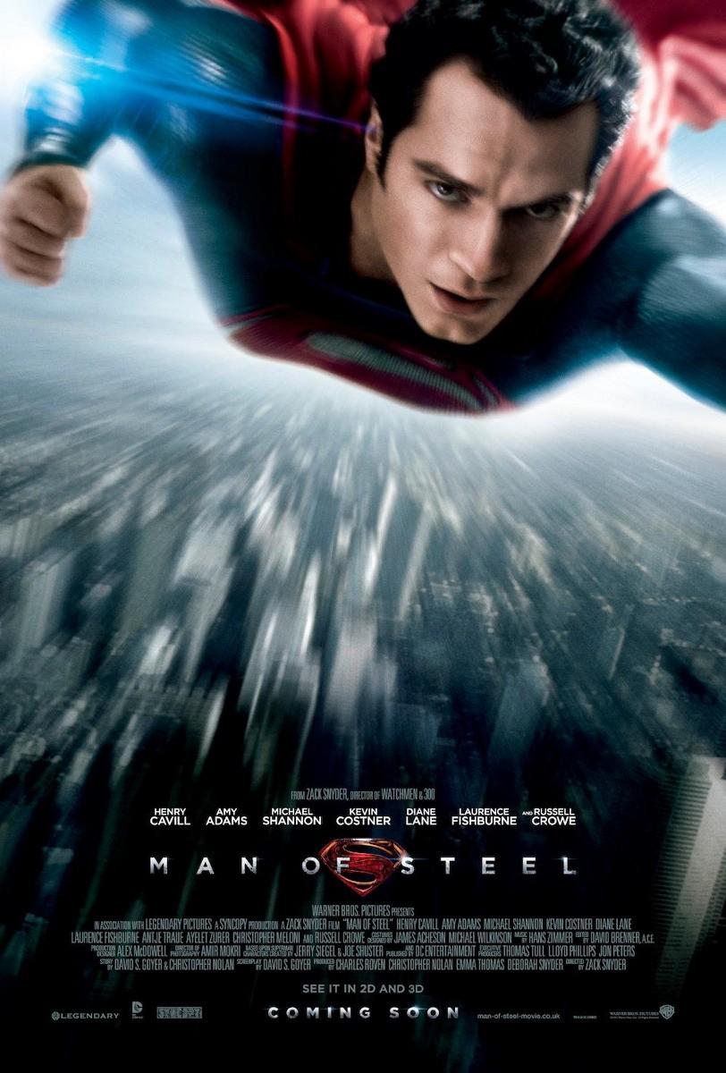 Man of Steel - Poster - 003