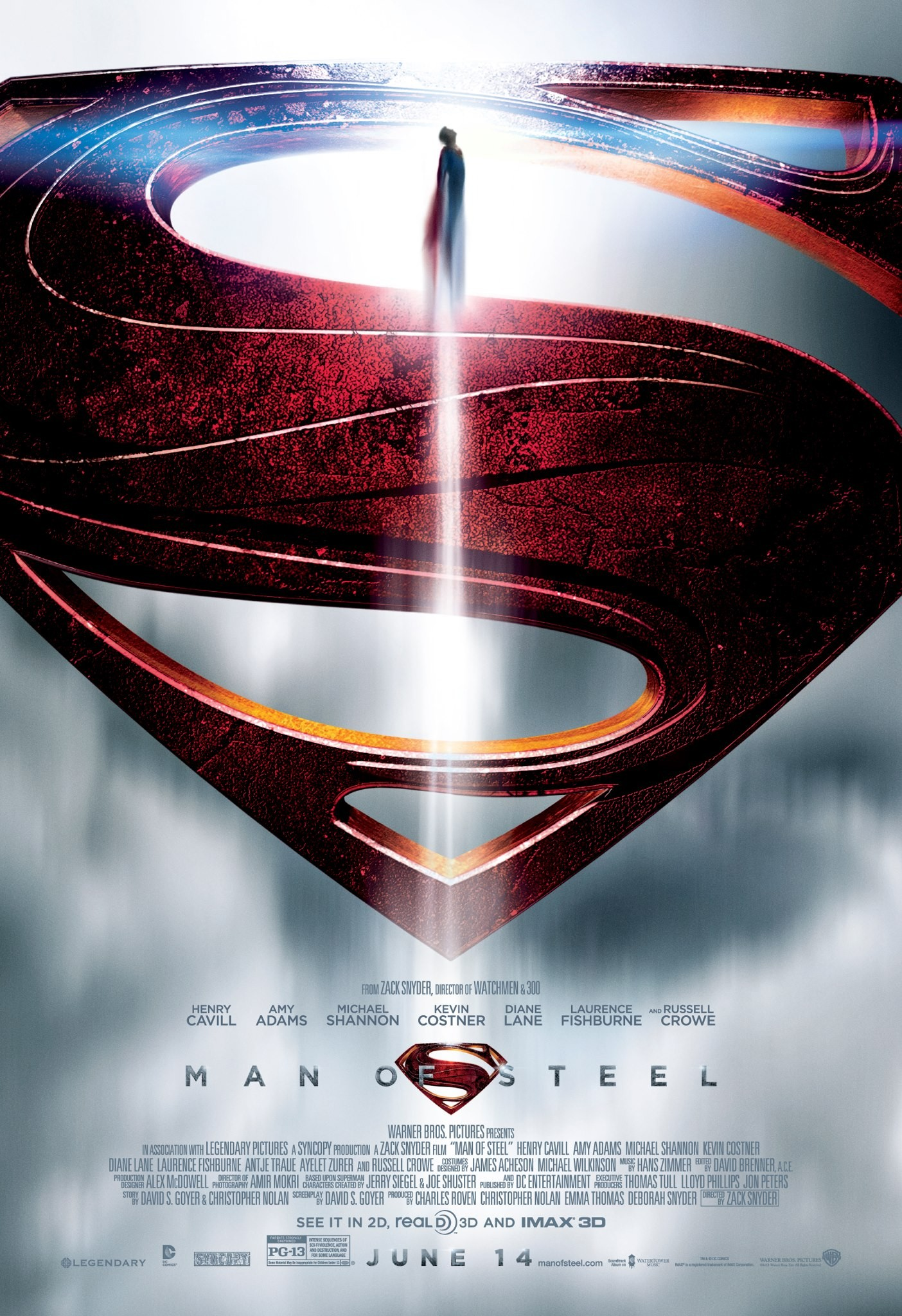 Man of Steel - Poster - 004