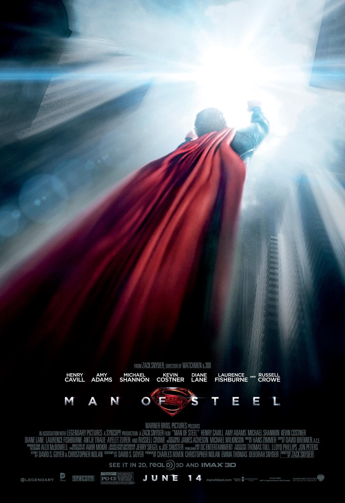 Man of Steel - Poster - 005