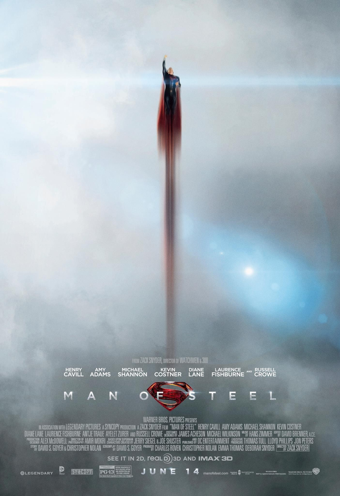 Man of Steel - Poster - 006