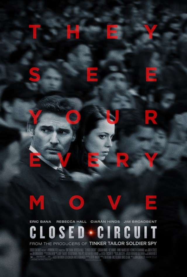 Closed Circuit - Poster - 001
