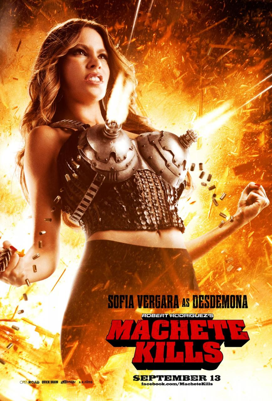 Machete Kills - Poster - 003
