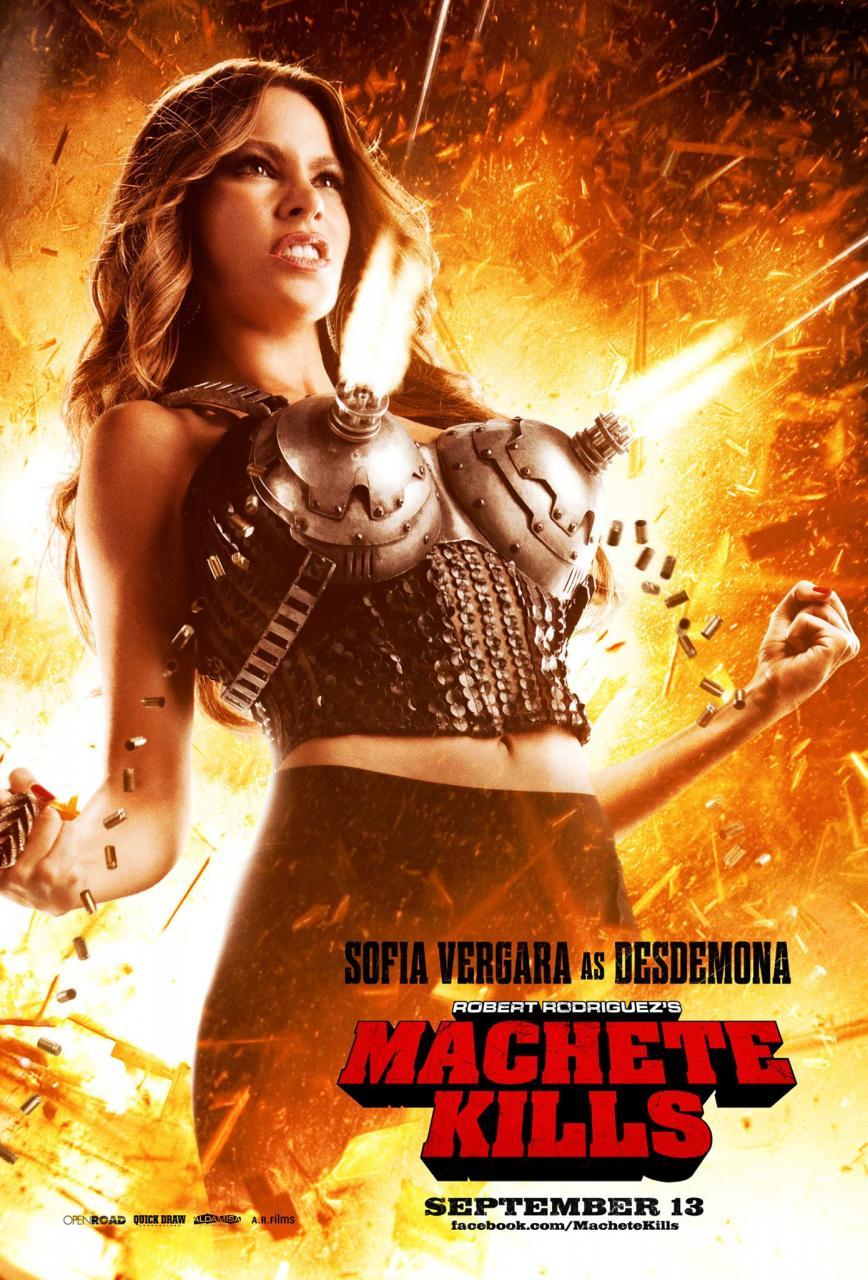 Machete Kills - Poster - 003