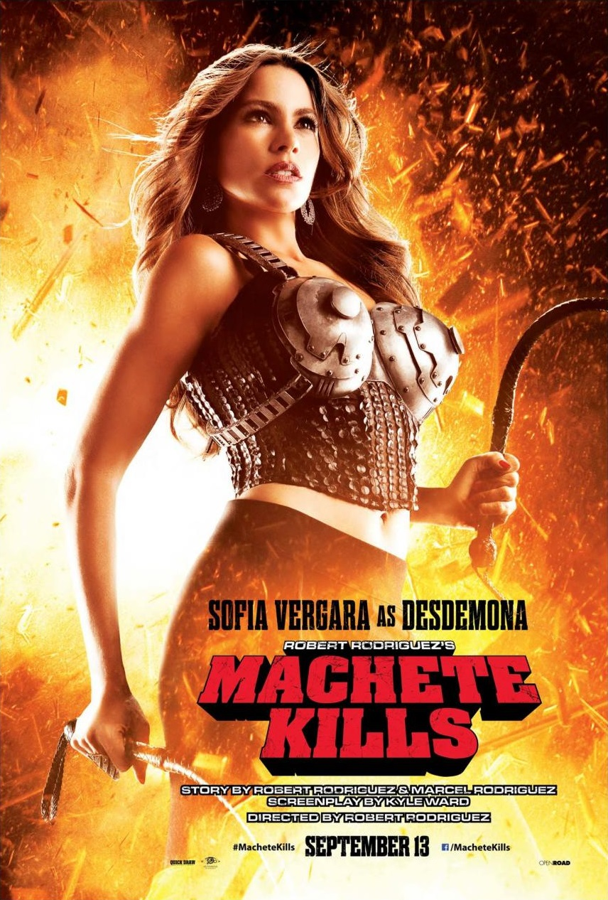 Machete Kills - Poster - 005