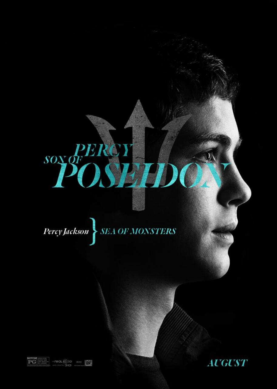 Percy Jackson Sea of Monsters - Poster - 002