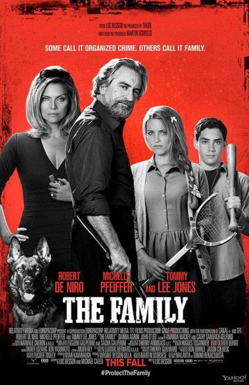 The Family - Poster - 001