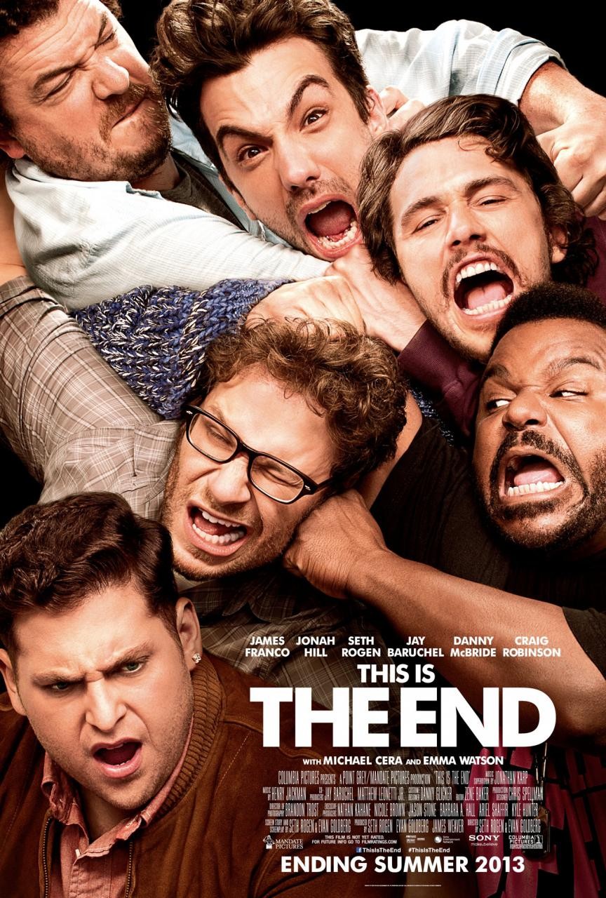 This Is The End - Poster - 002