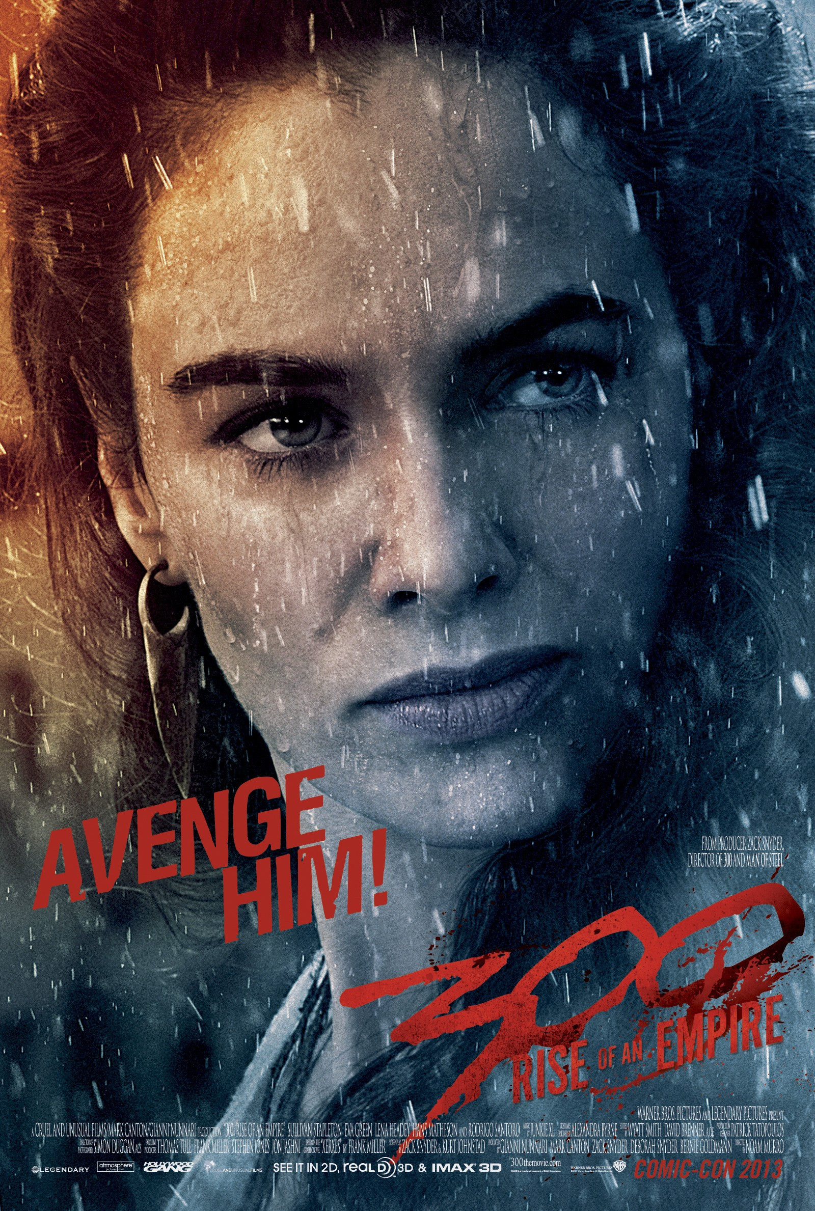 300 Rise Of An Empire - Poster - 004