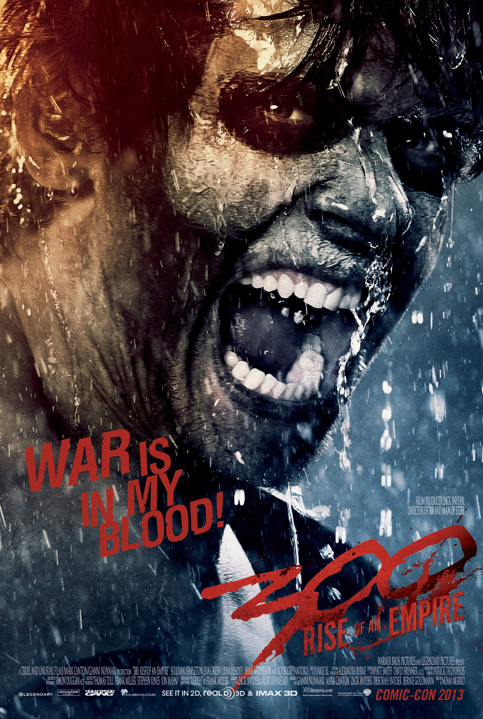 300 Rise Of An Empire - Poster - 005