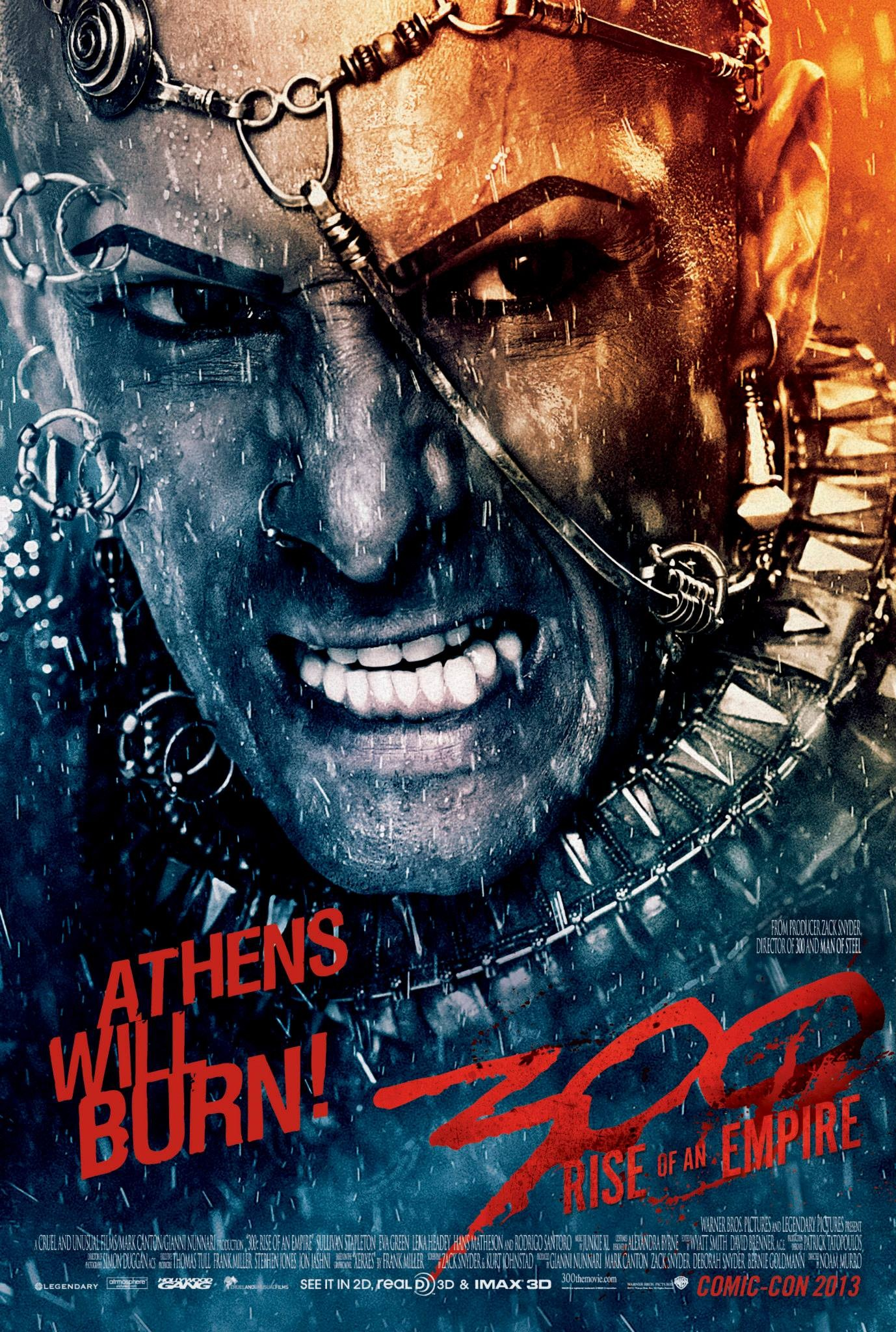 300 Rise Of An Empire - Poster - 006