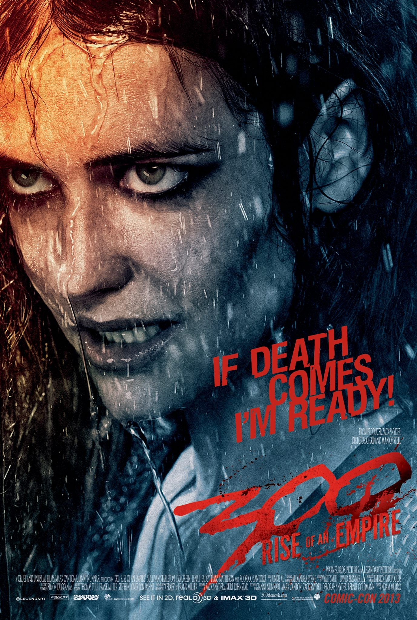 300 Rise of an Empire - Poster - 007