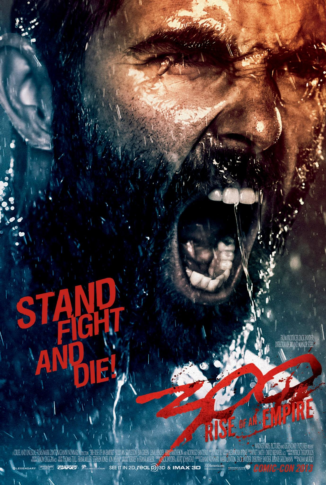 300 Rise of an Empire - Poster - 008