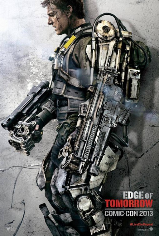 Edge of Tomorrow - Poster - 003