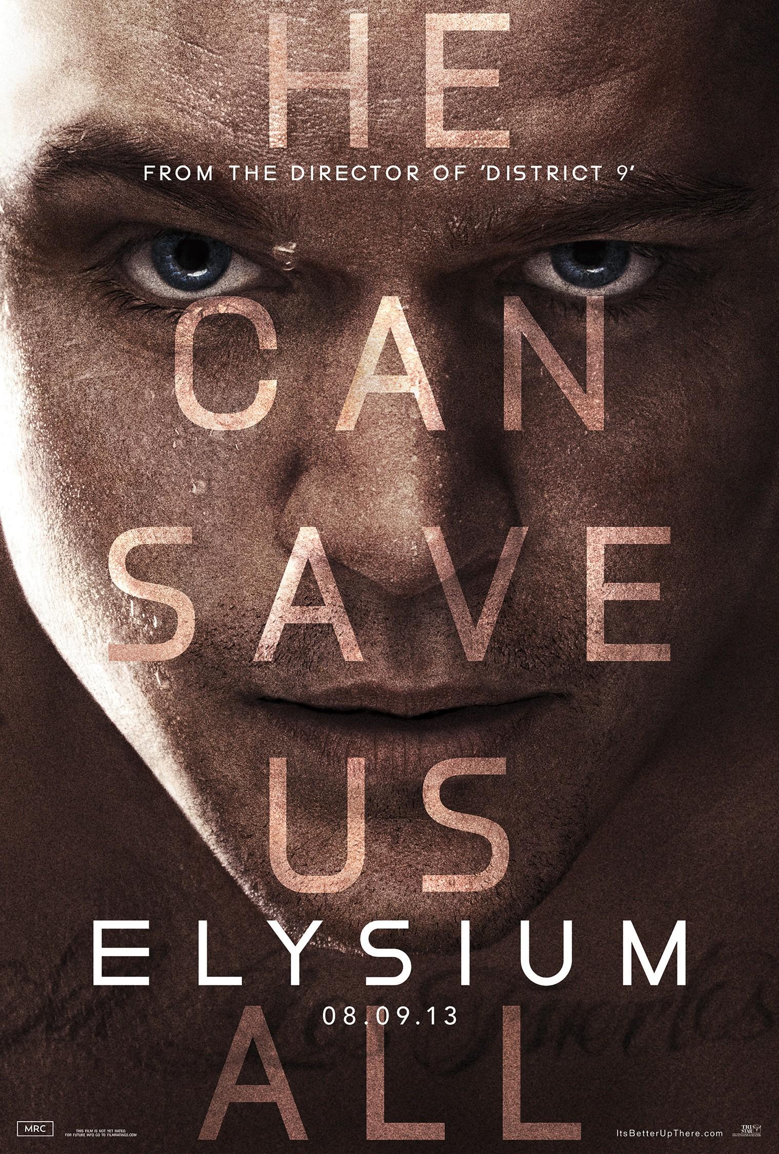 Elysium - Poster - 003