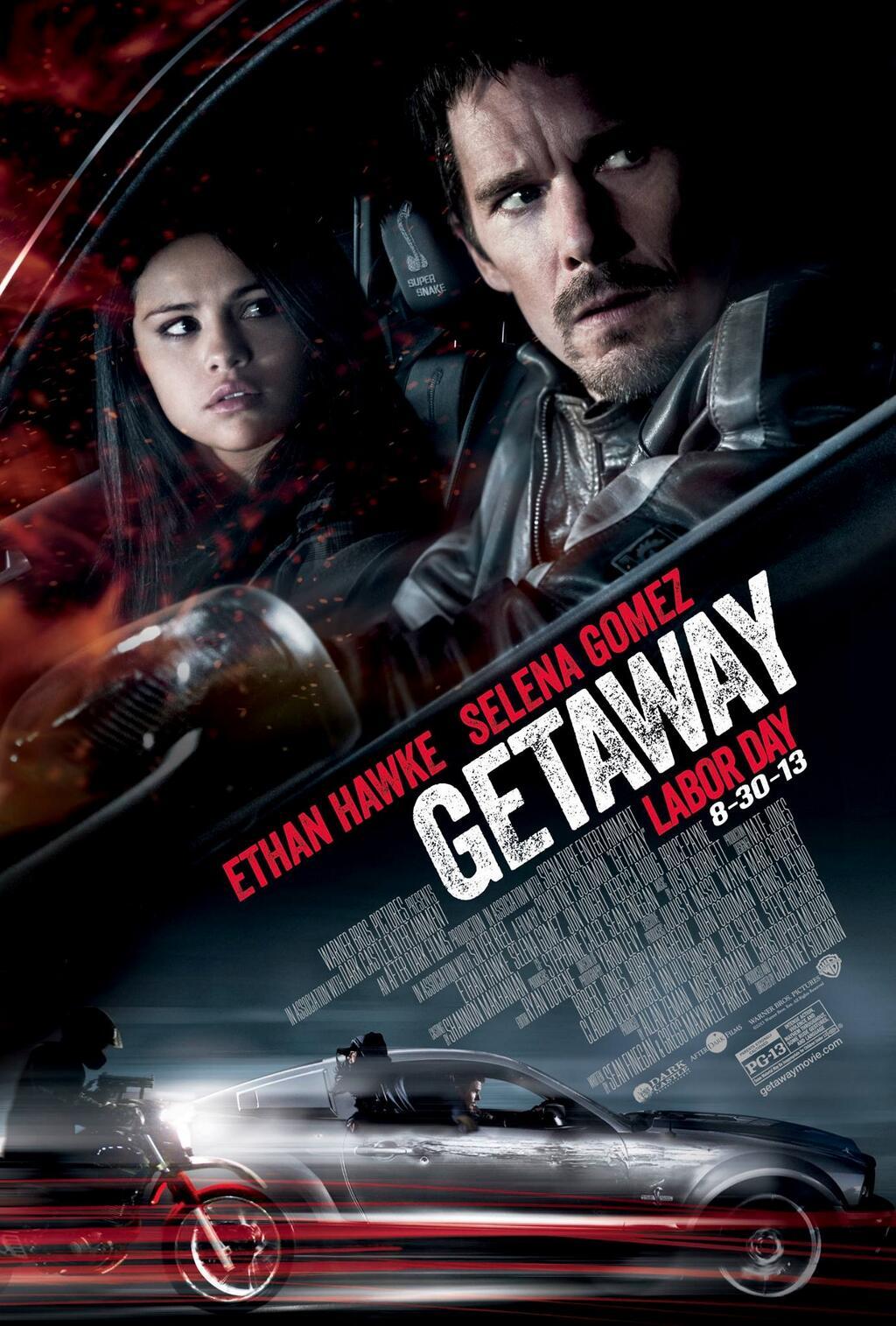 Getaway - Poster - 003
