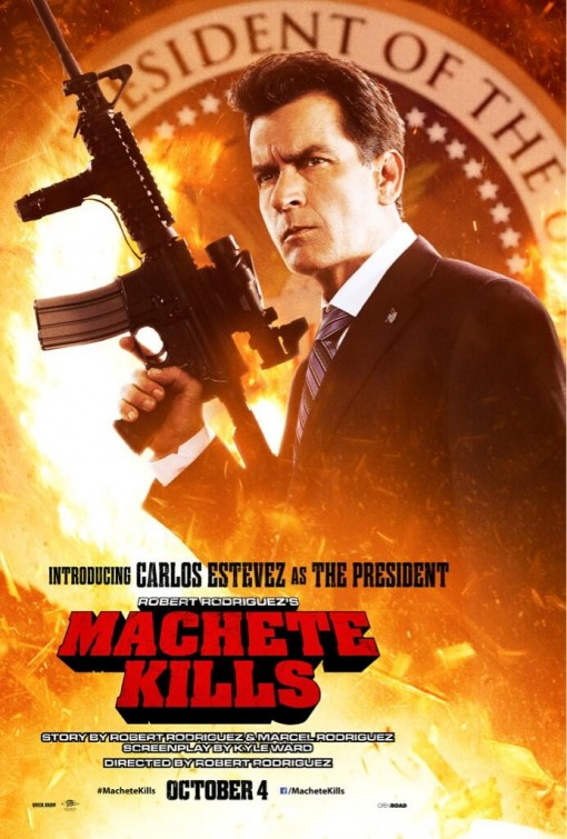 Machete Kills - Poster - 008