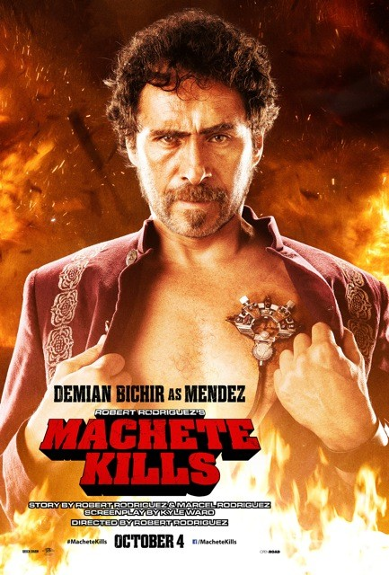 Machete Kills - Poster - 009