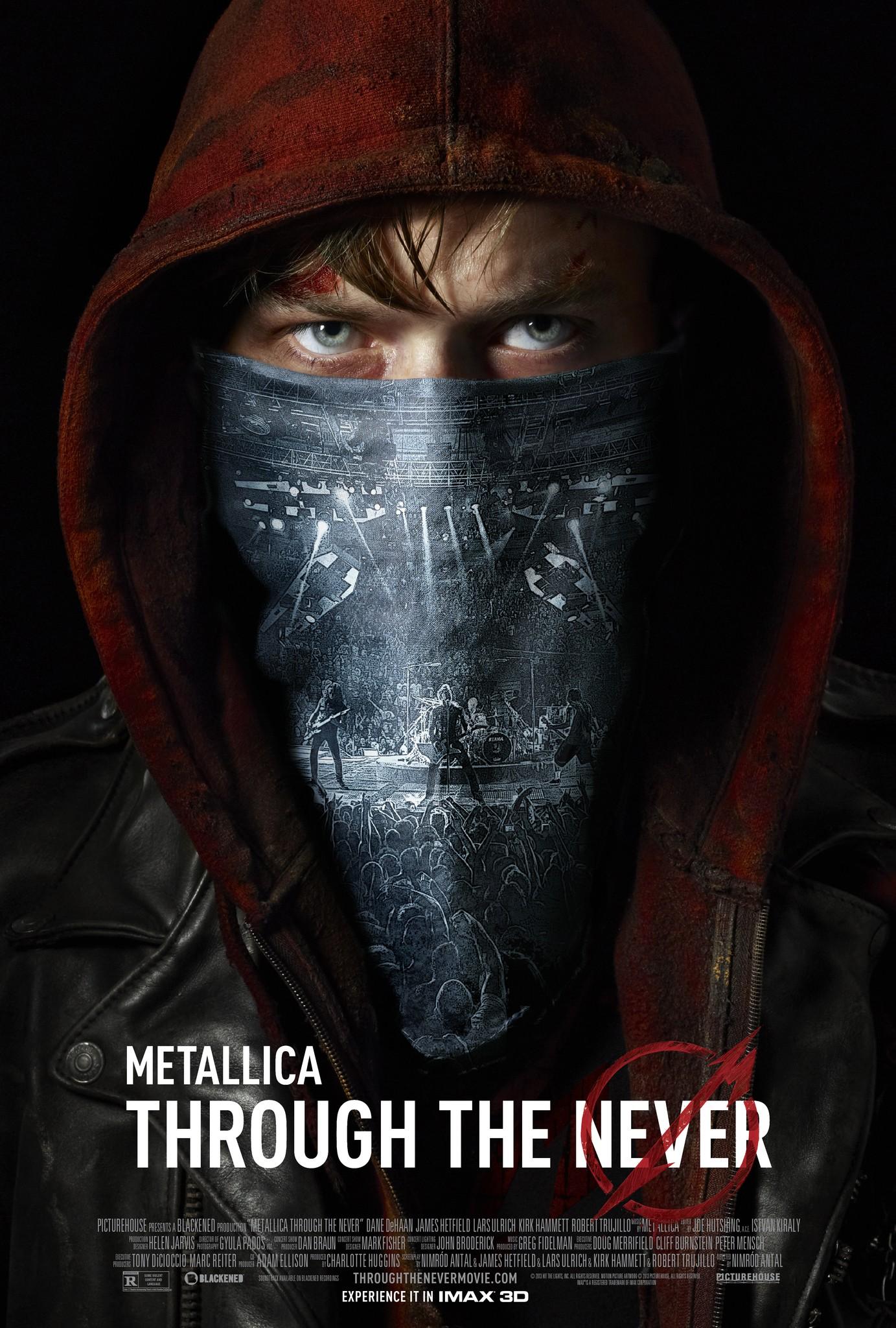 Metallica Through The Never - Poster - 001