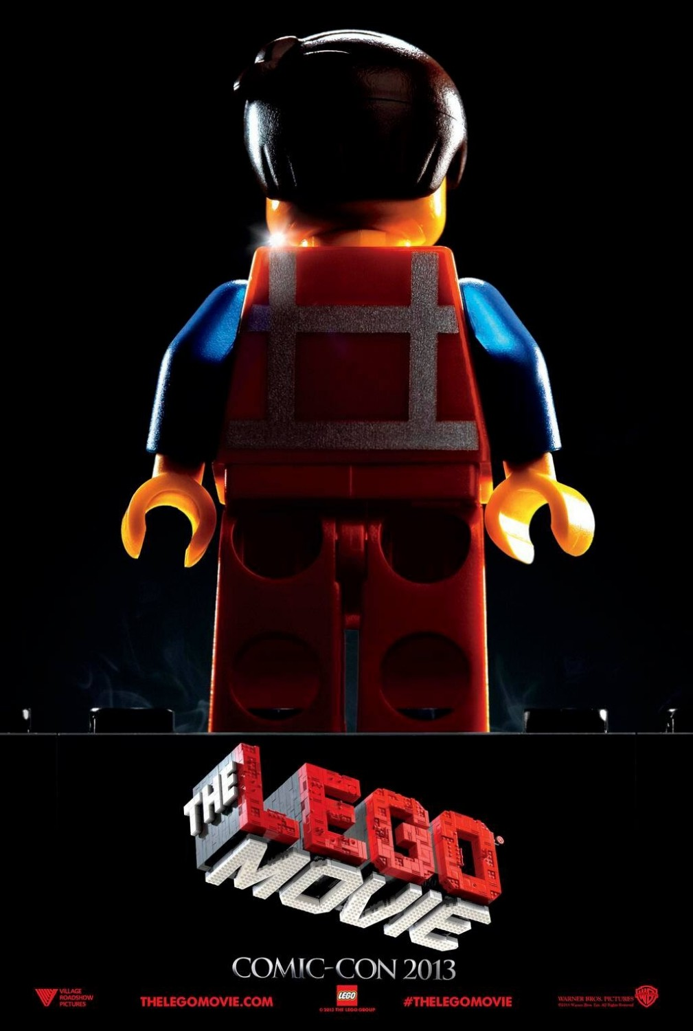 The Lego Movie - Poster - 002