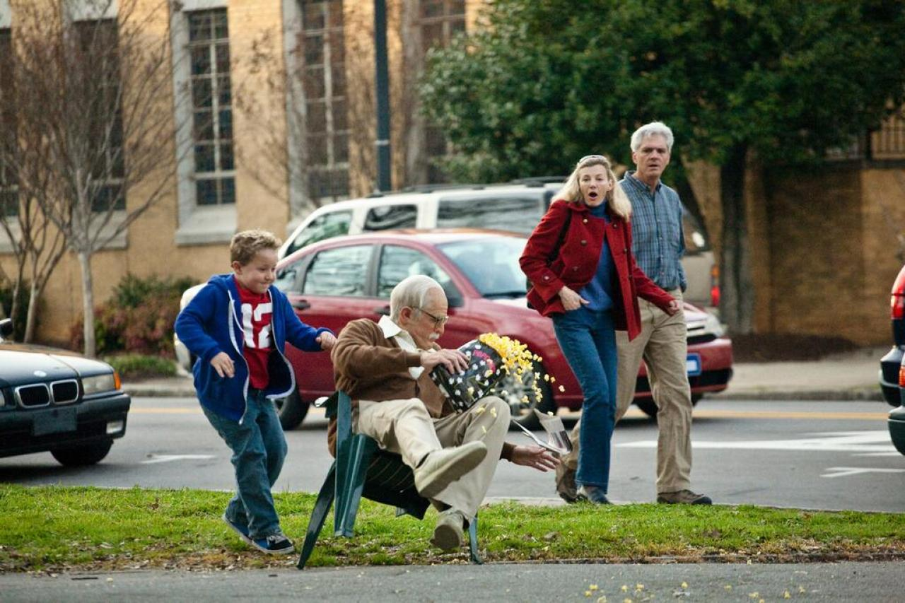 Jackass Presents Bad Grandpa - Image - 002