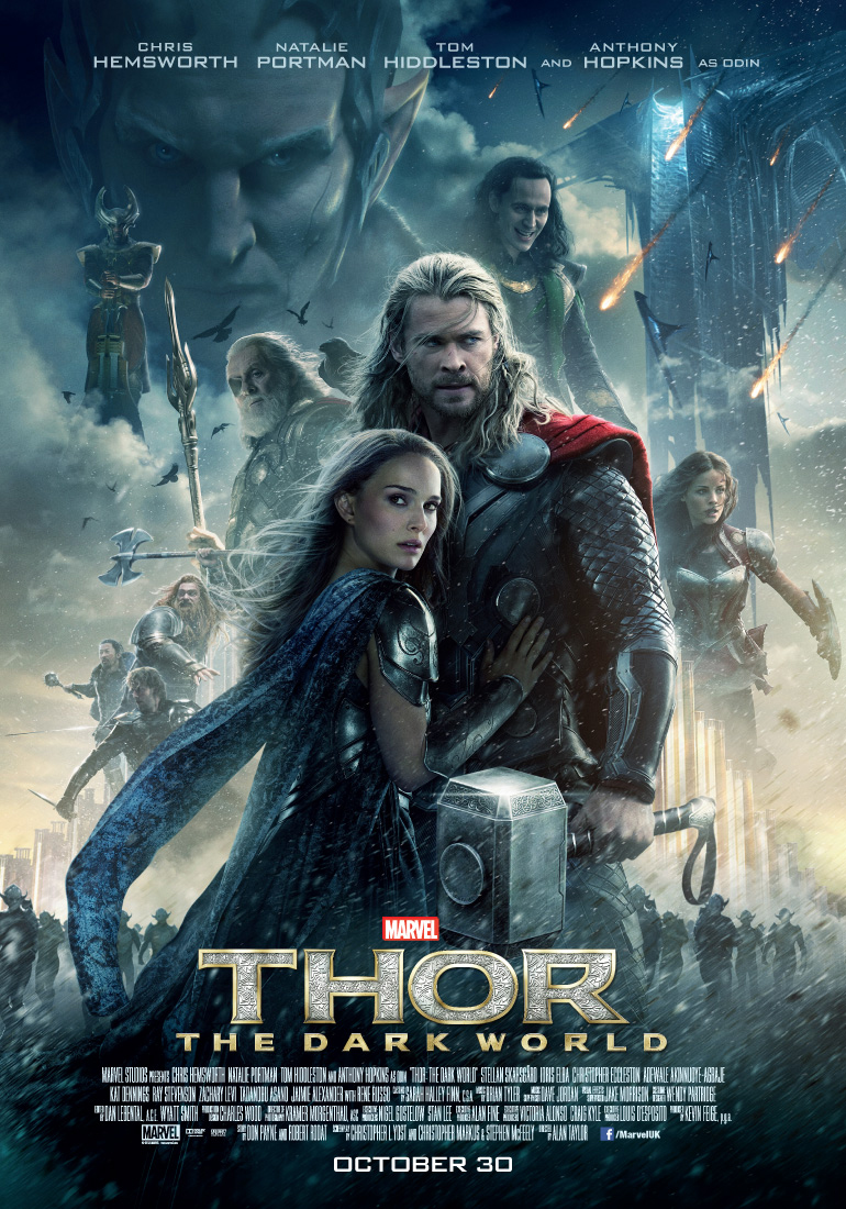 Thor The Dark World - Poster - 002