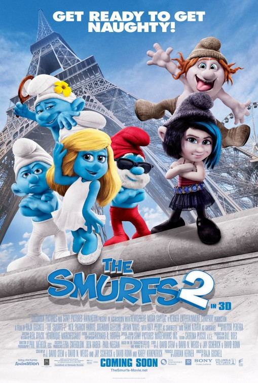 smurfs2posterreview