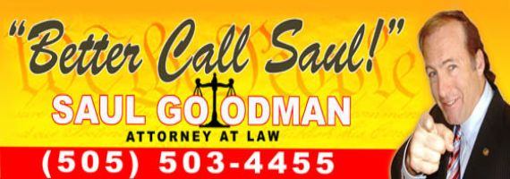 Better Call Saul Banner