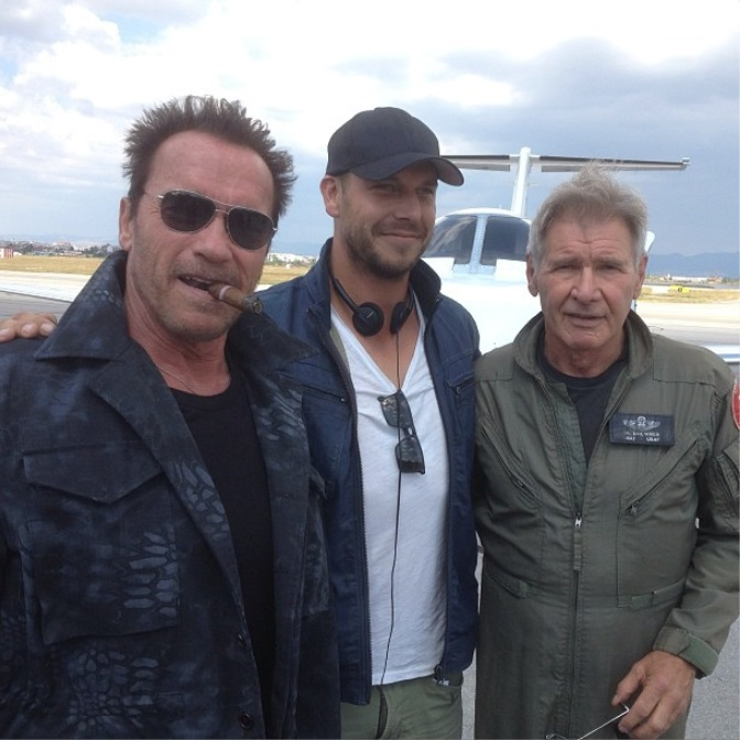 Expendables 3 - First Image