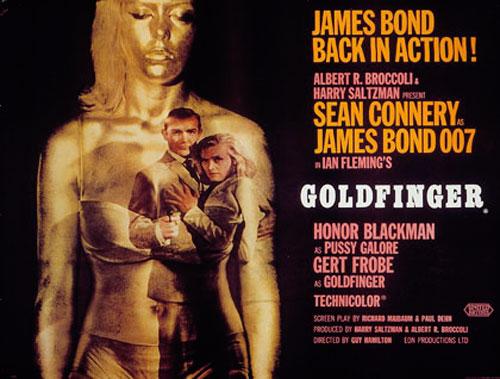 Goldfinger-quad