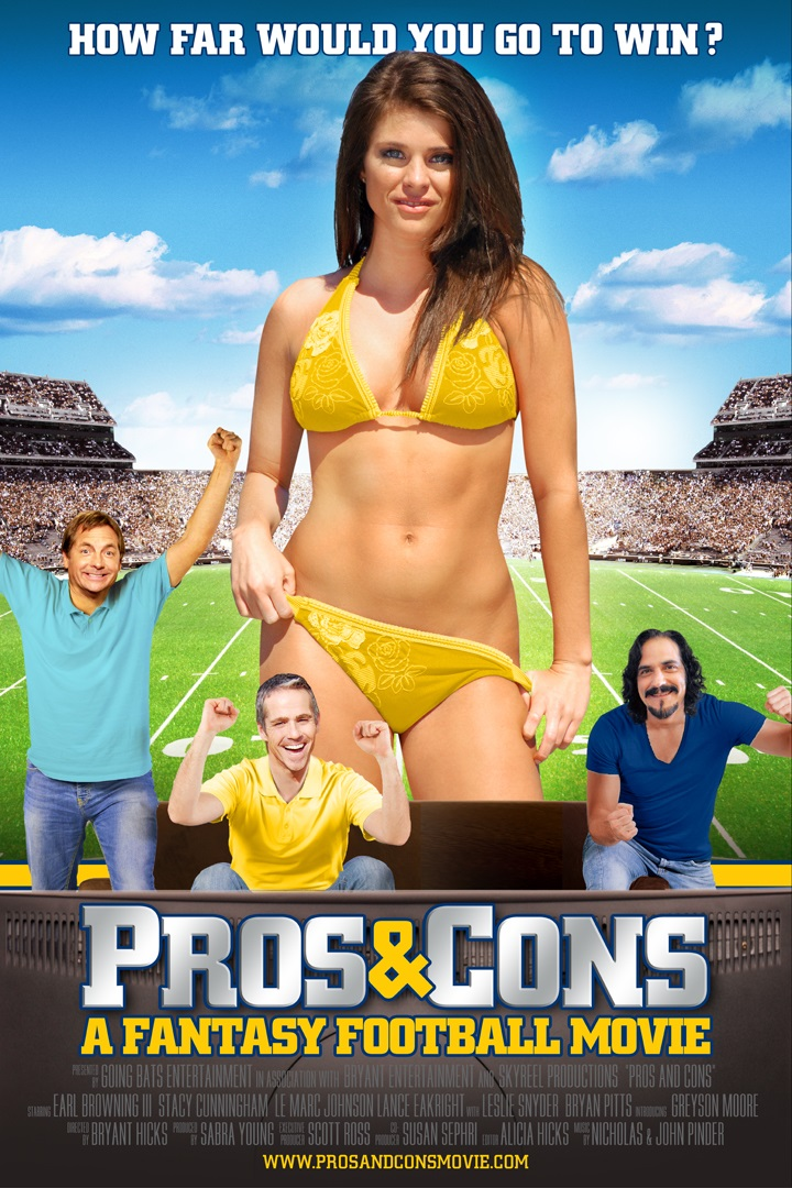 PROS AND CONS - Poster - 02